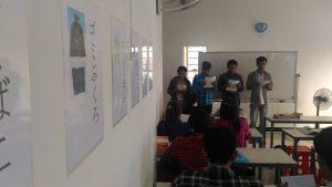 カンボジア人実習生